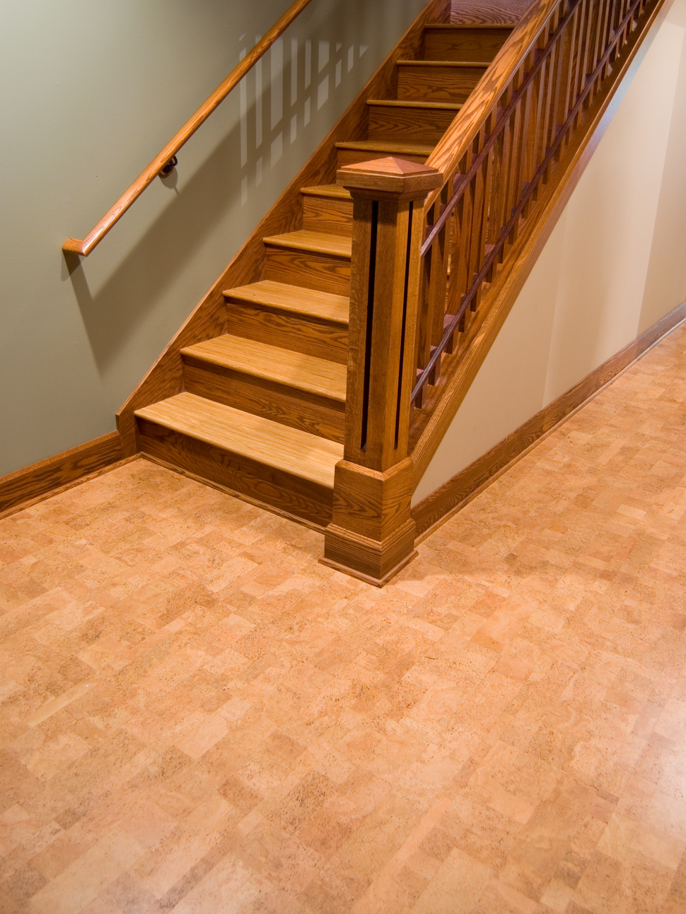 Mache cork eco friendly flooring for Eco friendly flooring
