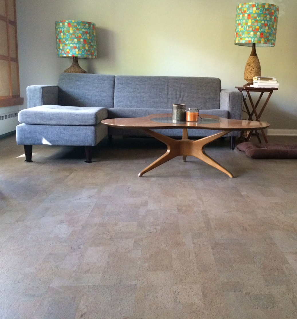 Beau Cork Flooring Gallery
