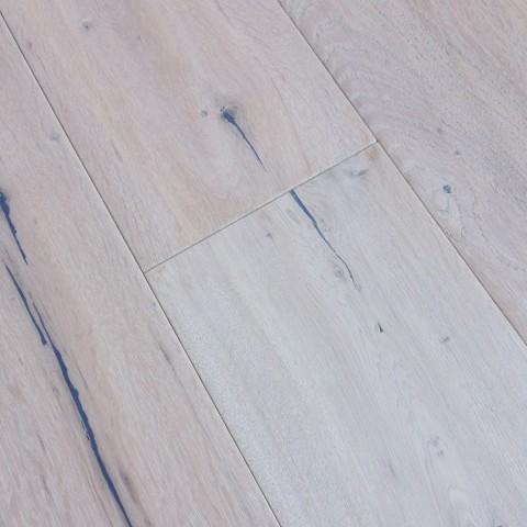 White Oak Raised Grain Whitewashed_ texture detail