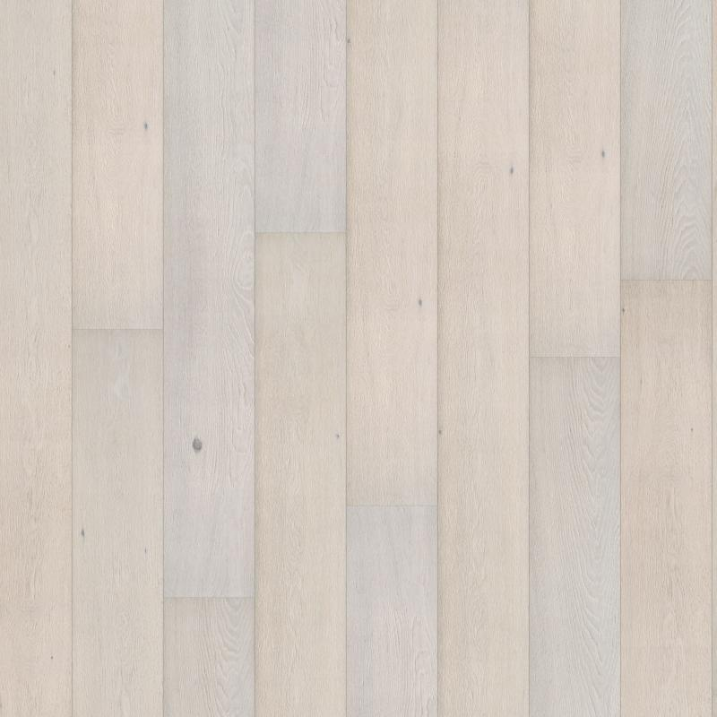 Whitewashed Andorra White Oak Raised Grain Click Eco