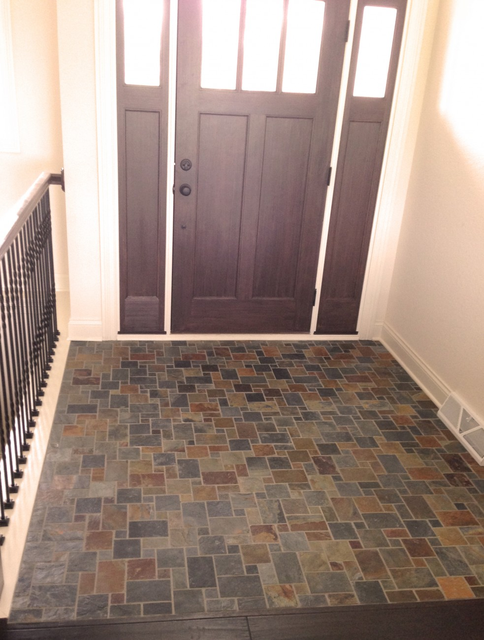 Why is stone tile eco friendly eco friendly flooring for Sustainable flooring