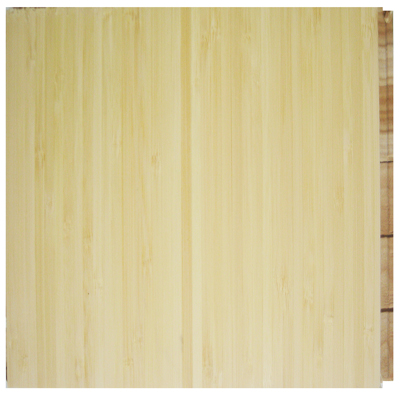 Natural Vertical Engineered Click Lock Floating Plank Bamboo Eco