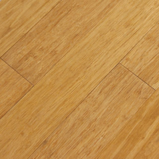 Carbonized fibrestrand woven bamboo eco friendly flooring for Sustainable bamboo flooring