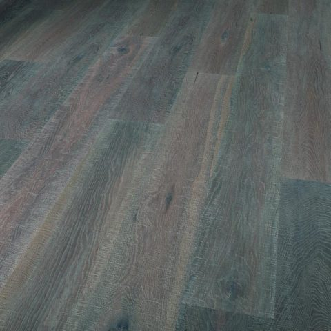 Vintage Nebraska Black Washed Oak