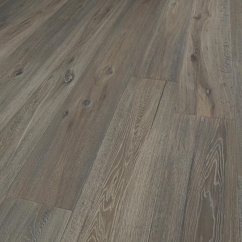 Monte Gray Wash Extra Wide Plank White