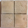 recycled Cement Tile, cream city buff textured finish